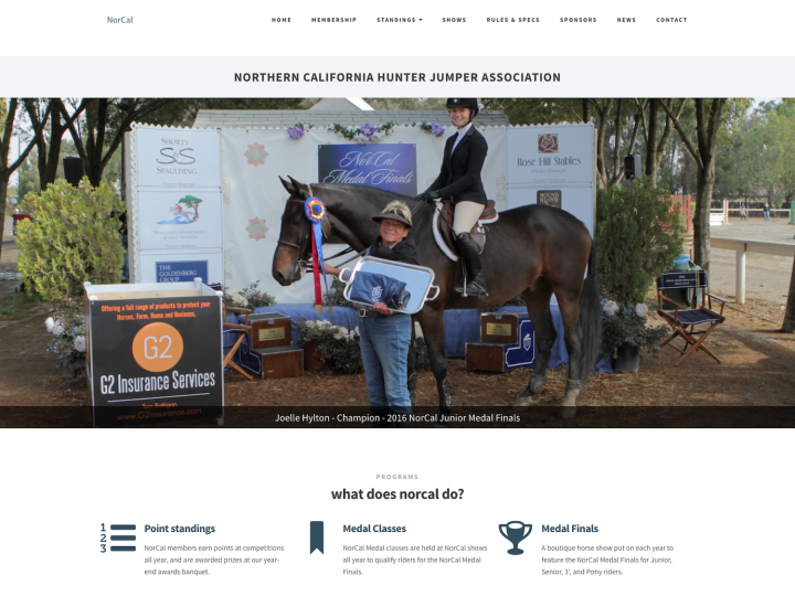 NorCal Hunter Jumper Association